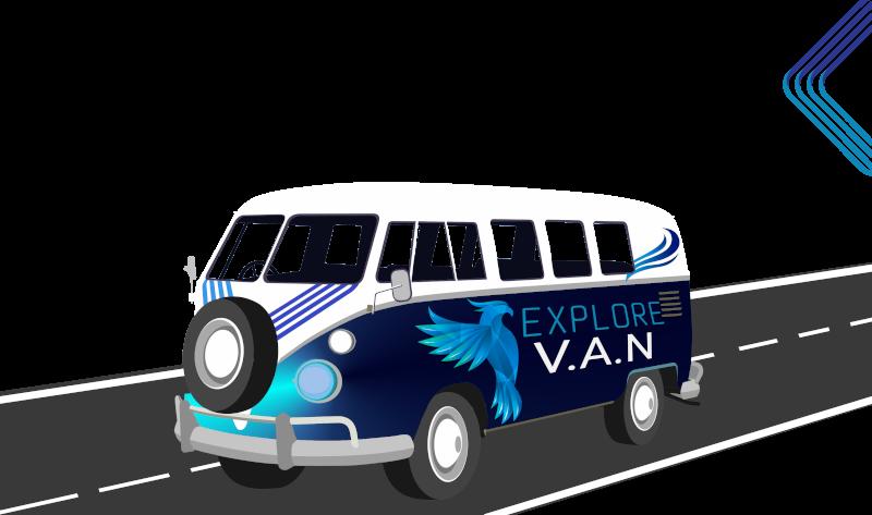 explorevan Logo